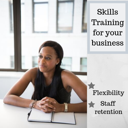 Skills Training for Businesses