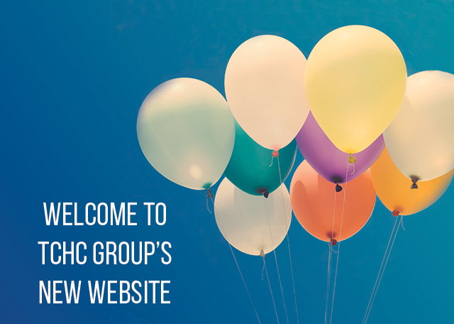 Welcome to TCHC's New Website