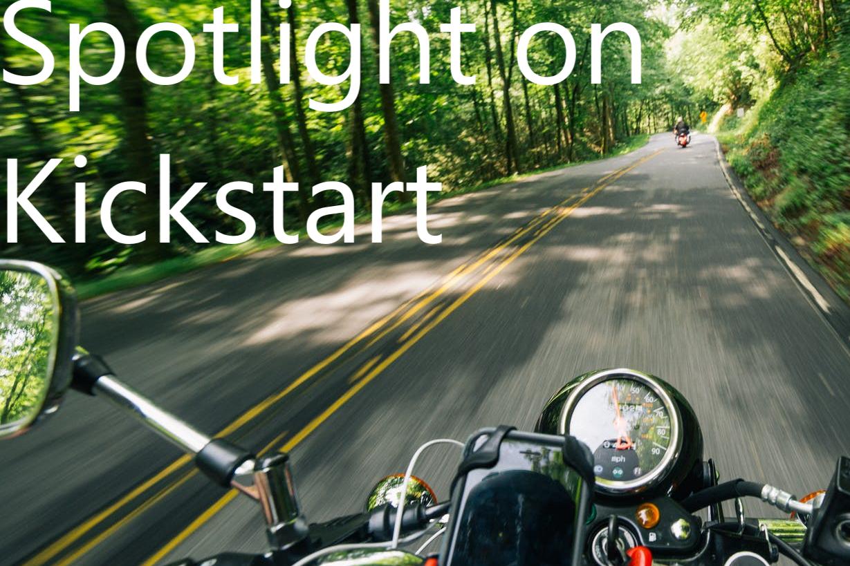 Spotlight on: Kickstart Mopeds