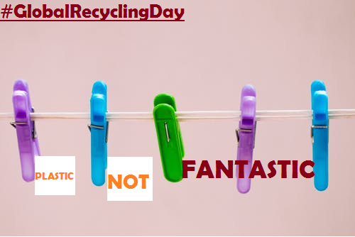 Plastic, not fantastic