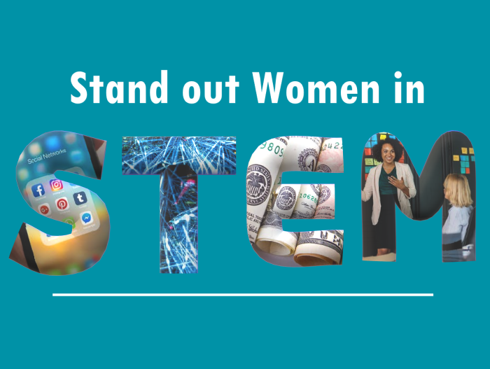 Stand out Women in STEM